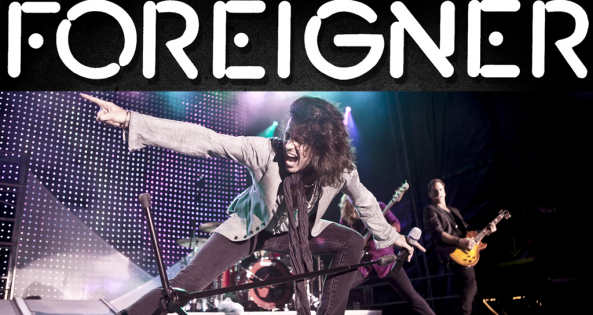 Foreigner w Title