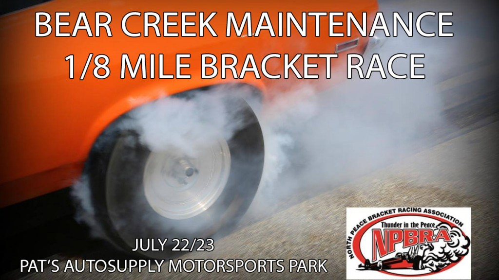 Npbra Season Bear Creek Maintenance 1 8 Mile Bracket Race 97 7 Rock