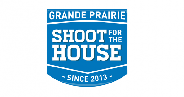 Shoot For The House Logo