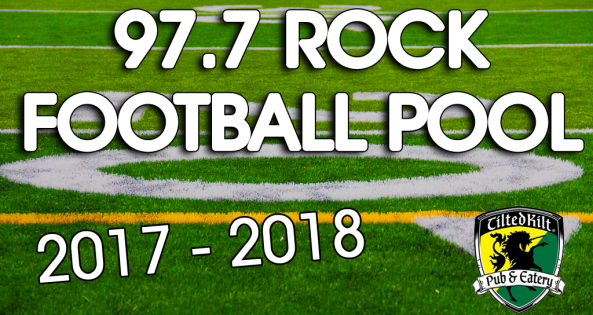 97.7 ROCK Football Pool
