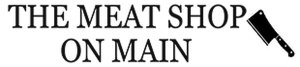 The Meat Shop On Main Logo