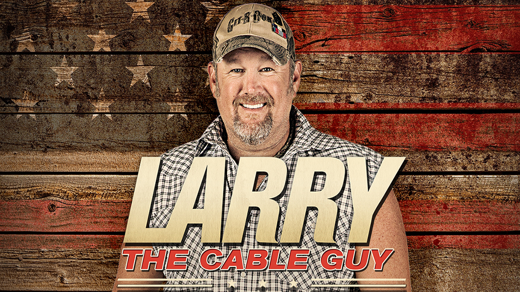 larry the cable guy get her done