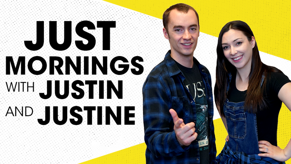Just Mornings With Justin And Justine